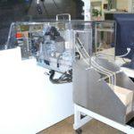 Alimentador automático para componentes discretos
